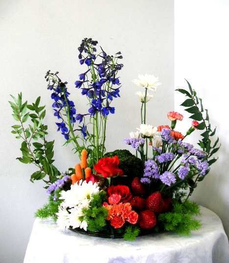 basic flower arrangement classes manila Philippines