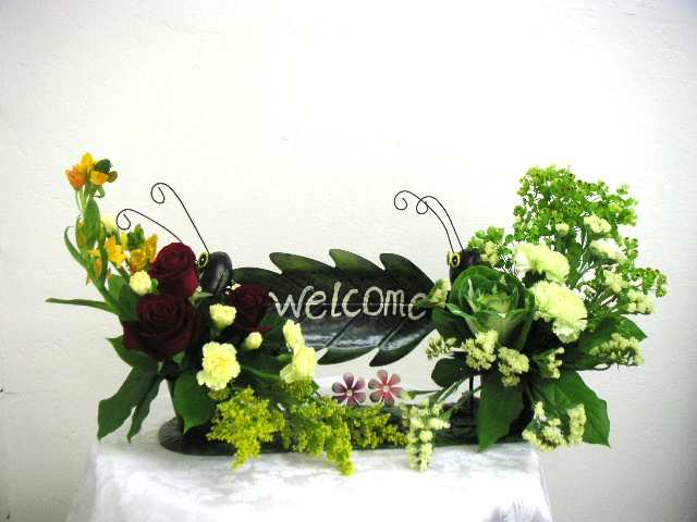 Source Http Hotel Industry Learnhub Com Lesson 8880 Types Of Flower Arrangement